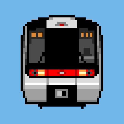 Hong Kong Subway icon