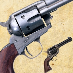 A Cowboy Gun Builder HD for iPad