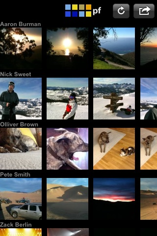 PictureFeeder (Twitter Image Viewer) by Sweet's