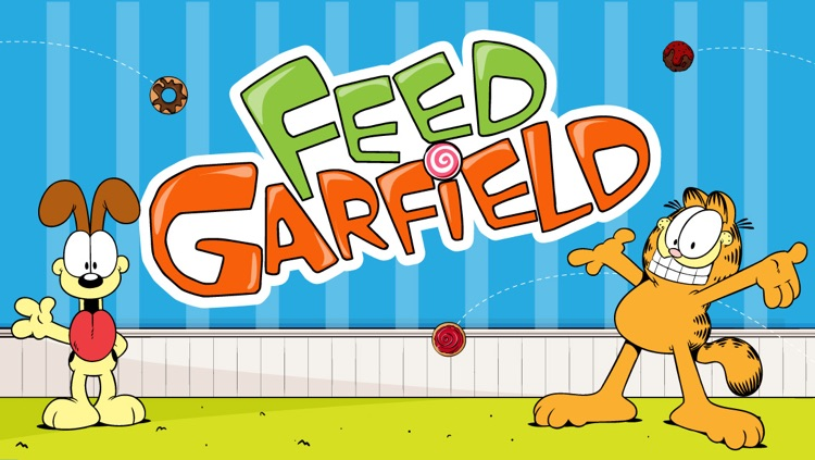 Alimenta a Garfield screenshot-0