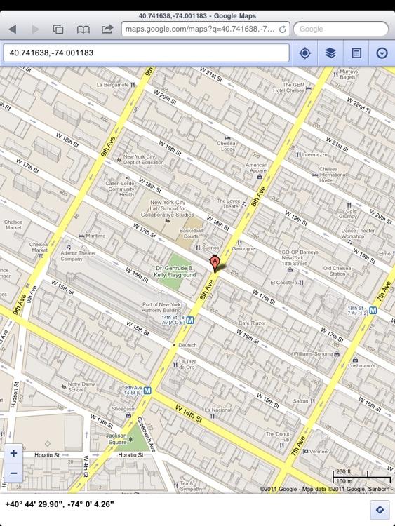 New York Free WiFi for iPad screenshot-3