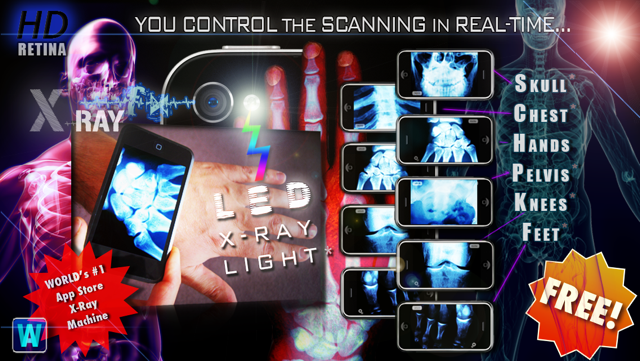 Amazing X-Ray FX ² LITE Screenshot