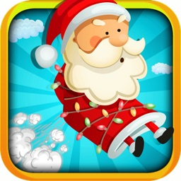Bouncy Santa -Top Free Cool Bouncing Game