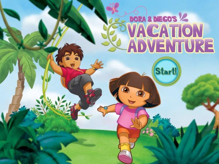 Dora & Diego s Vacation Adventure HD