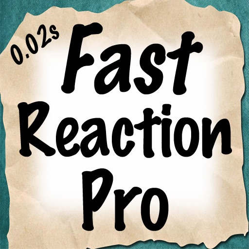 0.02s Fast Reaction Pro