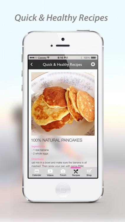 Blogilates Official App screenshot-4