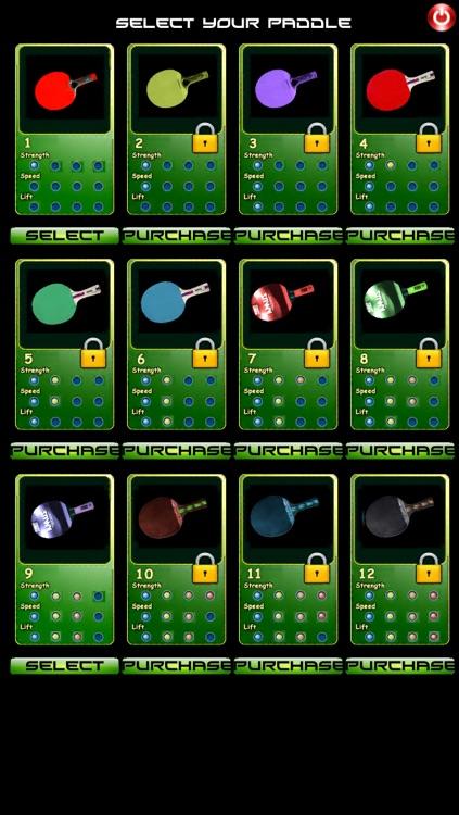 Baby Tennis On Line Ping Pong screenshot-3