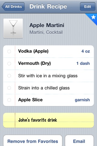 Top Shelf Drinks screenshot1