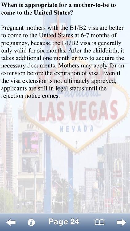U.S. Immigration FAQ screenshot-4