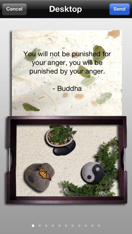 iZen Garden 2 - Portable Zen Garden screenshot-4