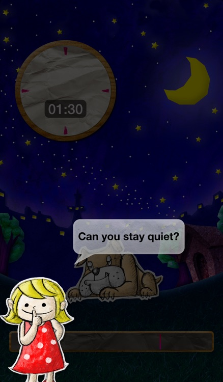 Child Silence Timer screenshot-1