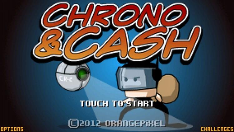 Chrono&Cash Free screenshot-4