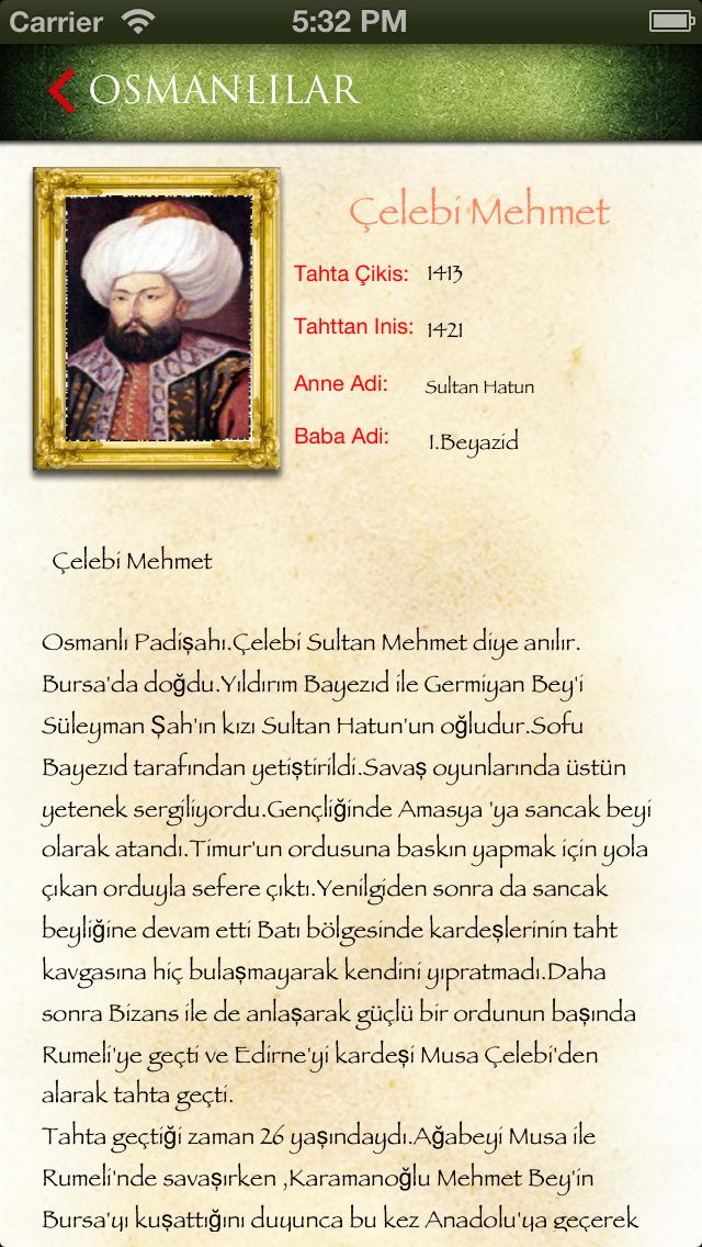 Osmanlılar Screenshot
