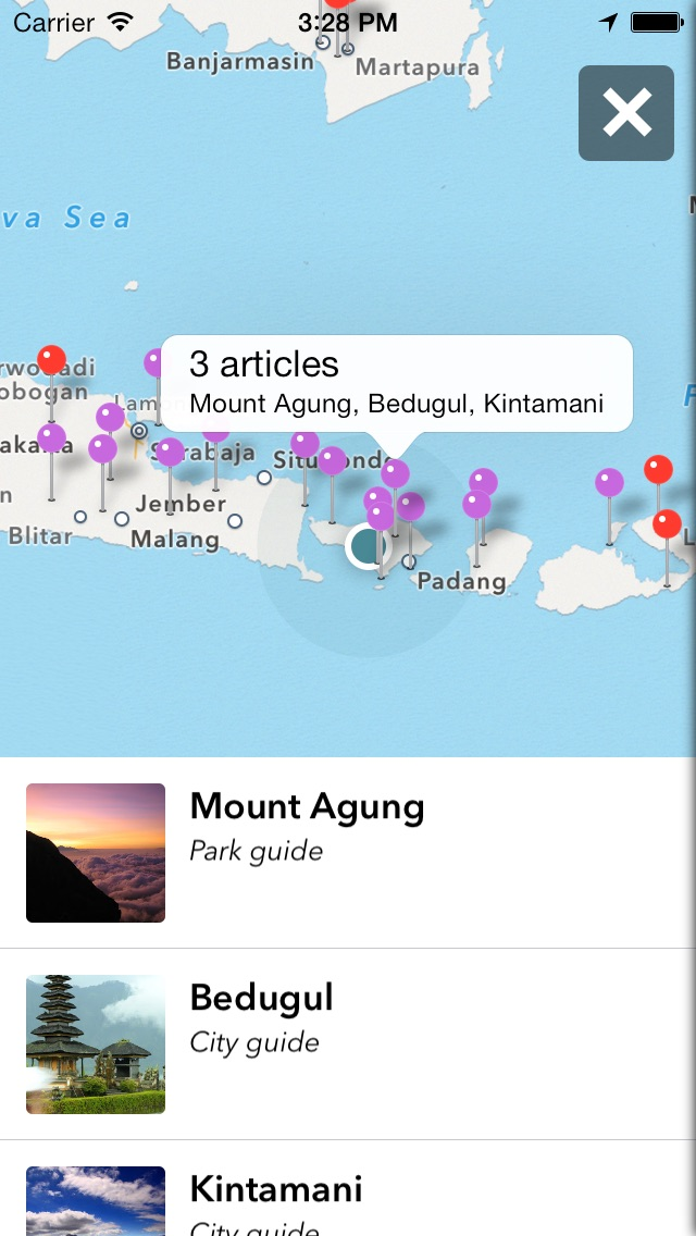 Indonesia Offline Travel Guide iPhone
