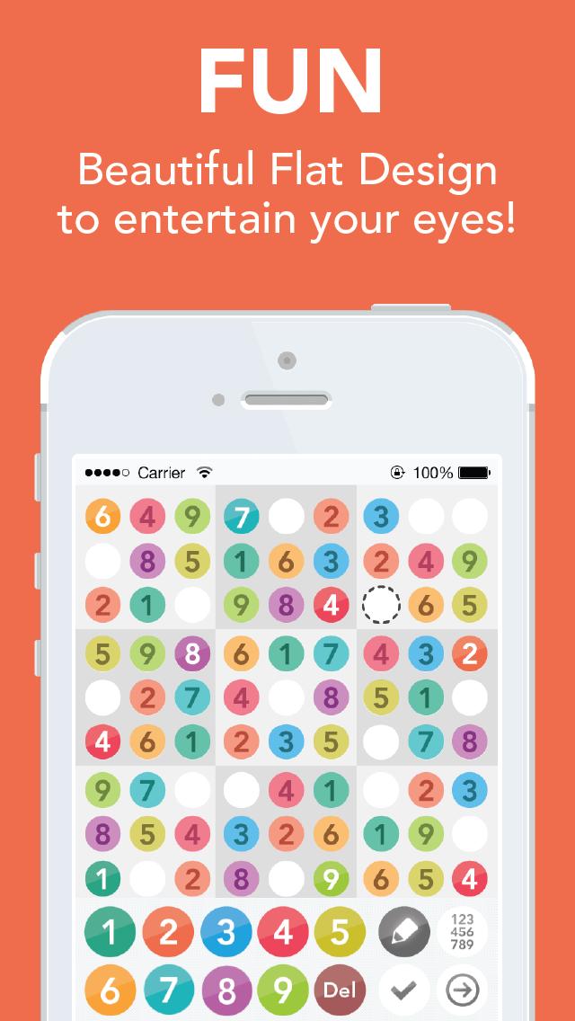 Sudoku : Number Place screenshot four