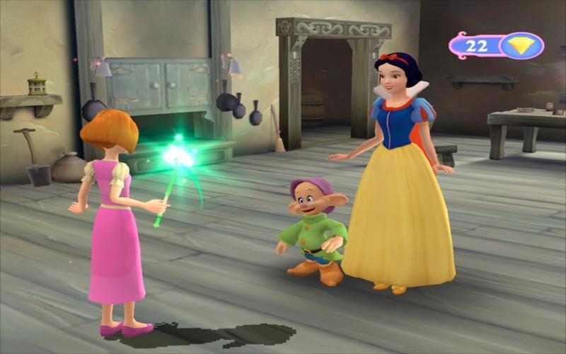 Screenshot #1 pour Disneys Princess Enchanted Journey