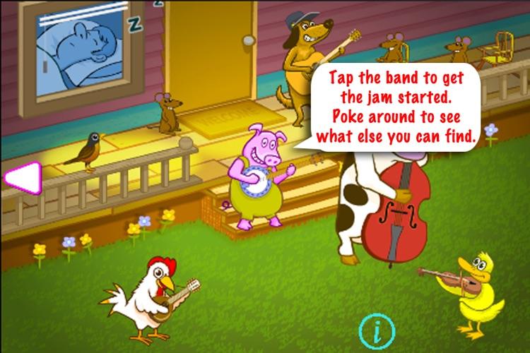 Barnyard Bluegrass Pocket LITE screenshot-3