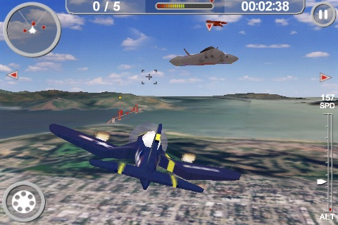 X Invasion 2: Extreme Combat screenshot-1