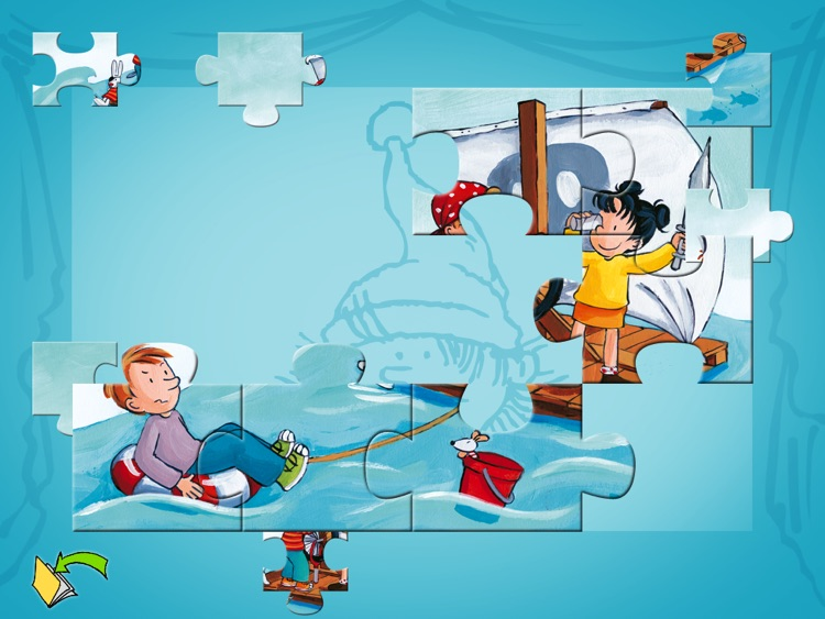 """Pixie Book """"Max Builds a Pirate Ship"""" screenshot-4"""
