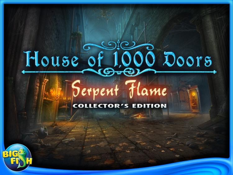 House of 1000 Doors: Serpent Flame HD - A Hidden Object Adventure screenshot-4