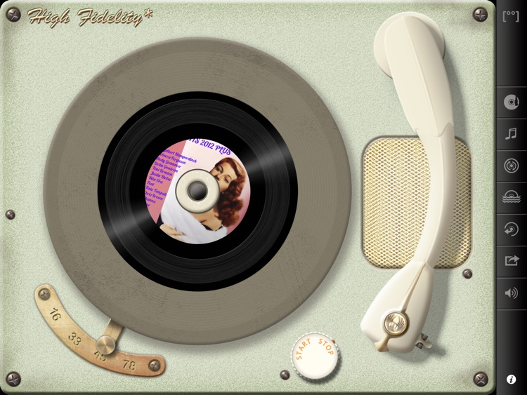 Vinyl - the Real Record Player screenshot-3