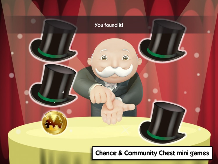 MONOPOLY zAPPed edition for the iPad screenshot-3