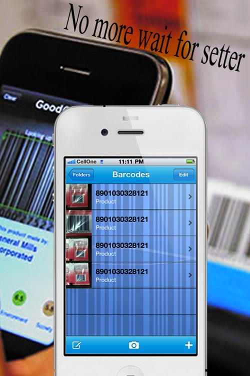 Barcode Scanner ₸ screenshot-1