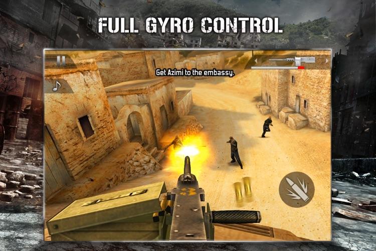Modern Combat 2: Black Pegasus screenshot-3