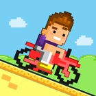 Bike Heroes - Play Free 8-bit Pixel Moto Racing Games icon