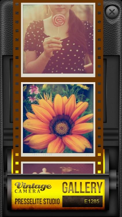Vintage Camera screenshot-3
