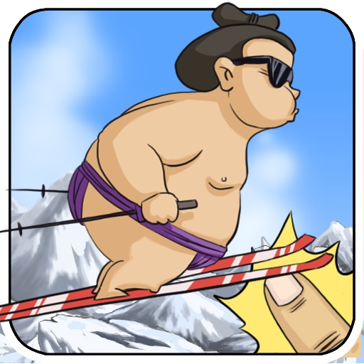 Crazy Little Skier HD