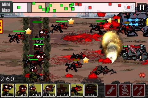 2012 Zombies vs Aliens screenshot-4