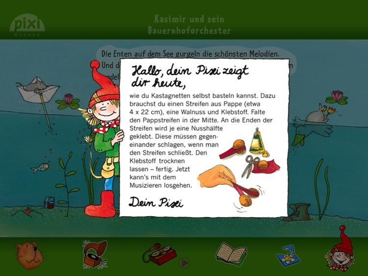 Pixi Buch Kasimir und sein Bauernhoforchester screenshot-4