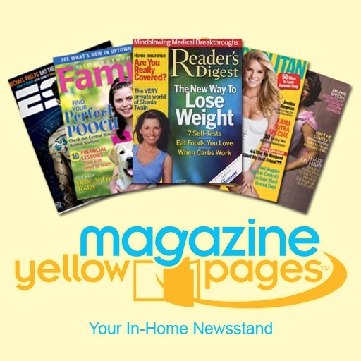 Magazine Yellow Pages