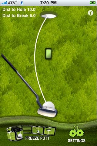 Golf Putt Reader screenshot-3