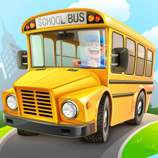 A Crazy School-bus Driver Racing Game By The Best Top Free Games For Cool Teen-s Girl-s Boy-s & Kid-s