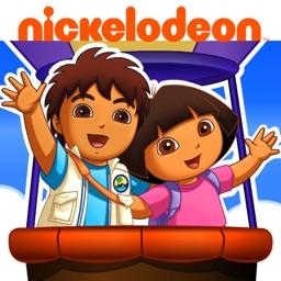 Dora & Diegos Sticker Safari HD