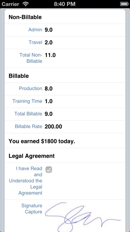 MobileAccess screenshot-4
