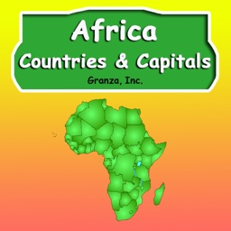 Learn Africa Countries and Capitals