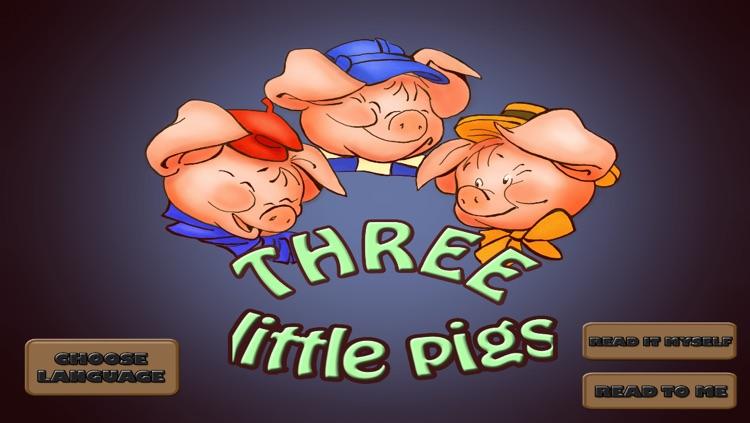 Three Little Pigs - Stories for Kids screenshot-4