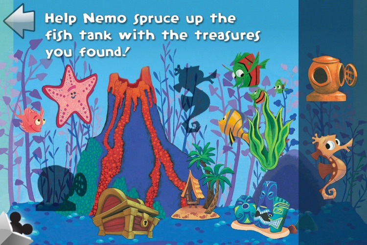 Finding Nemo: My Puzzle Book screenshot-4