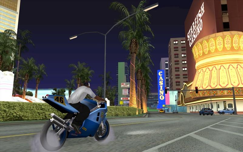 Grand Theft Auto: San Andreas скриншот программы 4