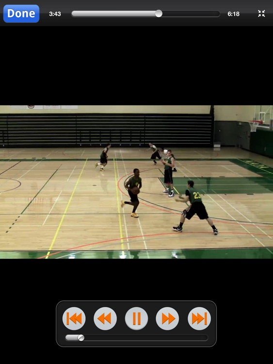 Princeton Continuity Offense: Using Backdoor Plays - With Coach Jamie Angeli - Full Court Basketball Training Instruction - XL screenshot-3