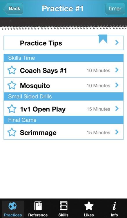 Easy Practice - Soccer Practice Planner for Parent Coaches screenshot-4
