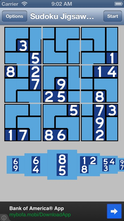 Sudoku Jigsaw Daily free puzzle game screenshot-3