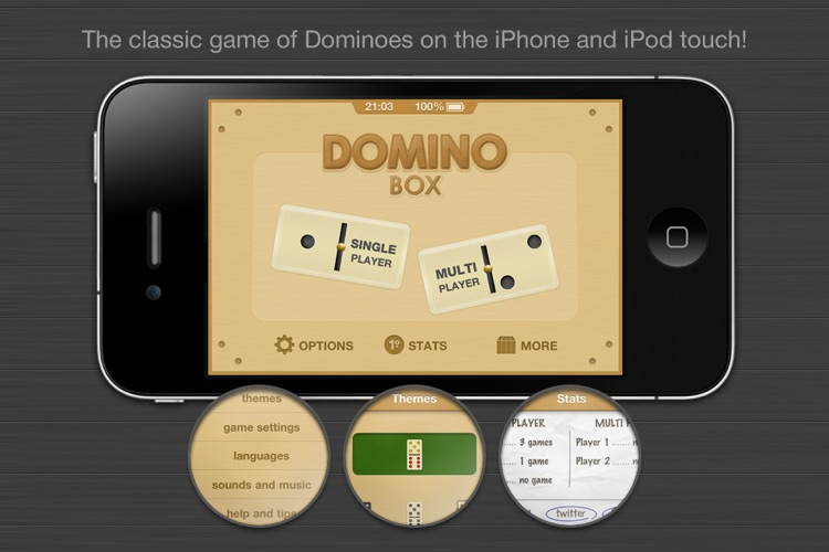 Domino Box screenshot-0
