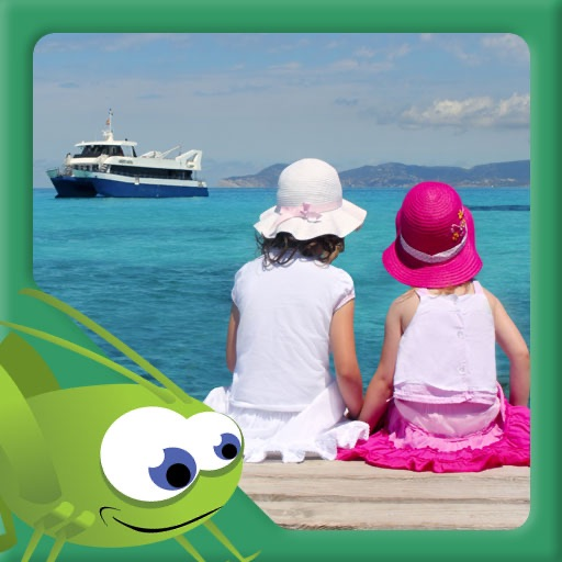 Kids Picture Book - I Like Boats