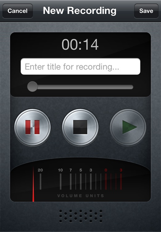Record - Voice Recorder