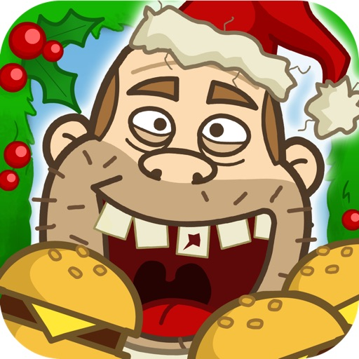 Crazy Burger Christmas Premium - by Top Addicting Games Free Apps