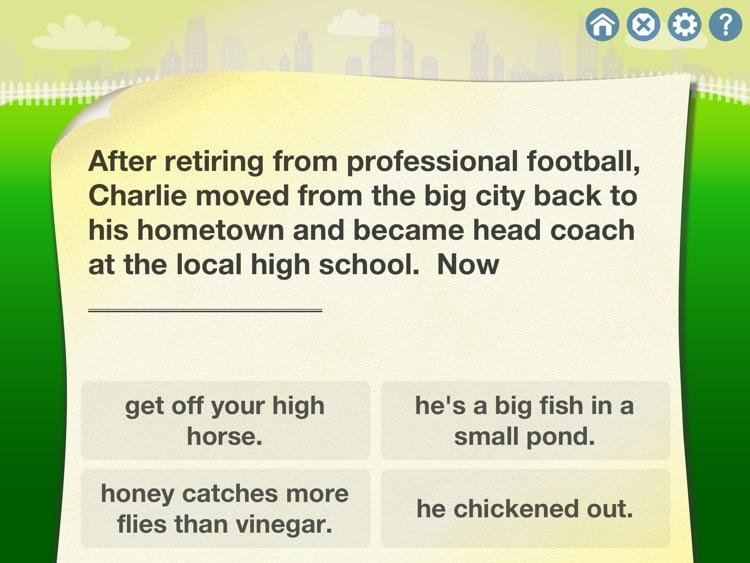 Super Duper Idioms Pro screenshot-3